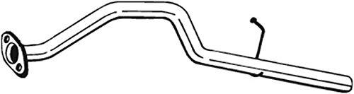 Abgasrohr Hinten (1220-13935) Rohr Abgasanlage Abgasanlagenrohr, Abgasanlagenrohr, Hosenrohr, Auspuffrohr