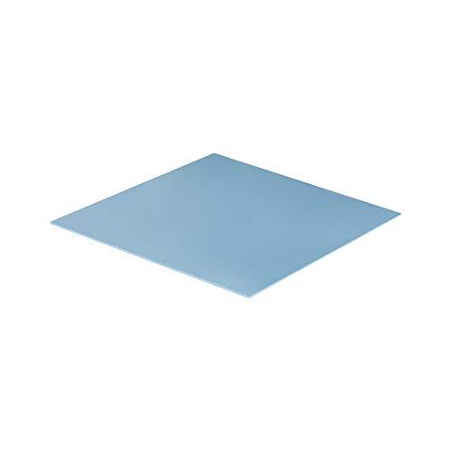 ARCTIC Thermal Pad, 1 Pezzo (290 x 290 x 0,5 mm) - Pad Termico, Eccellente Conduzione del Calore attraverso Silicone e Stucco Speciale, Bassa Durezza, Installazione Facile, Manipolazione Sicura - Blu