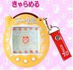 Series caramel-to-red plus Tamagotchi! Paddle mobile (japan import)