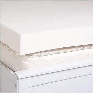 Amazon.com: Cubierta para colchón Topper, con ...