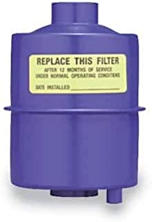 inline vacuum pump filter