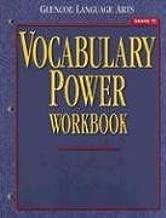 Glencoe Language Arts Vocabulary Power Workbook Grade 11