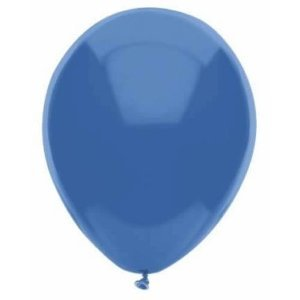 Periwinkle Blue Party Balloons (15 Count)