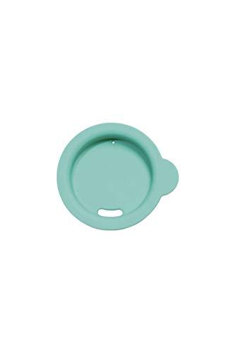 ASA - Silikondeckel für den Thermobecher - Mint - Ø8,7 x H1,8 cm