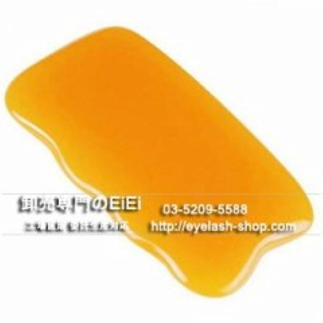 輸血条件付き運河かっさ板 蜜蝋かっさプレート 美容マッサージかっさ板 グアシャ板 C-17