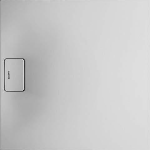 Duravit Duschwanne Stonetto 1200x1200x50mm Rechteck, Beton grau, 720169180000000