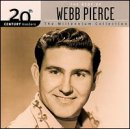 Songtexte von Webb Pierce - 20th Century Masters: The Millennium Collection: The Best of Webb Pierce