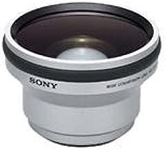 Sony Wide Angle Conversion Lens Plata - Objetivo (Plata, 690 g)