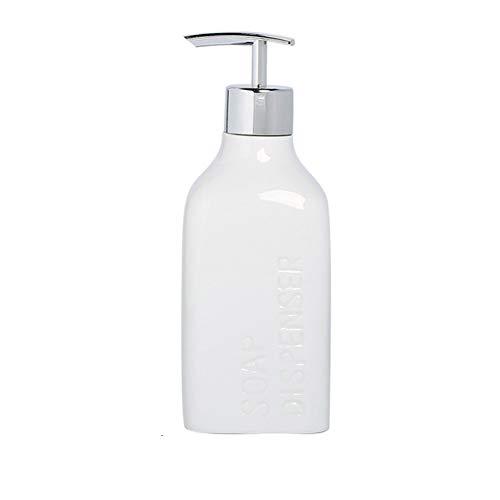 CGMY Reise Bad Keramik Shampoo Seifenspender Duschgel Küchenflasche Seifenspender Lotion Home Tragbare Pumpe