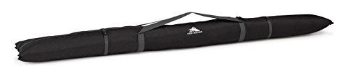 High Sierra Nordic Ski Bag , Black/Mercury