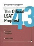 The Official LSAT PrepTest: Number 43 (Official LSAT PrepTest)