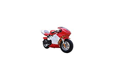 Mini Moto GP Ninja 49cc - DSR (Vermelho)