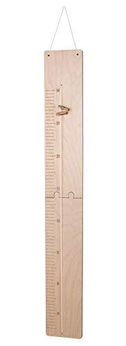 Rayher 62985505 BP Holz Messlatte, FSCMixCred, Natur, von 60-140 cm, Box 1 Set, Normal