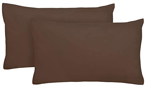 Juego de 2 fundas de almohada Iride by Perlarara para la almohada de la cuna del bebé, 100% puro algodón, 40 x 60 cm, lavable