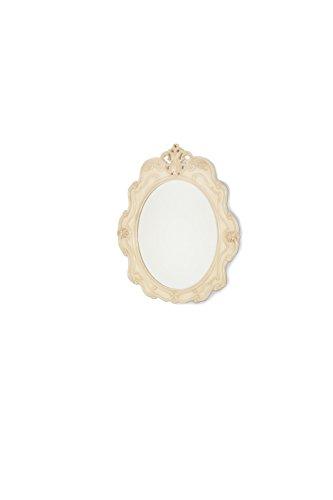 Michael Amini Lavelle Console Table Mirror, Blanc