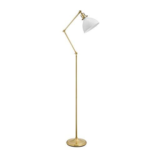 Staande lamp staande lamp leeslamp zwart/wit verstelbare woonkamer sofa slaapkamer nachthuis decoratie verticale tafellamp piano licht LED