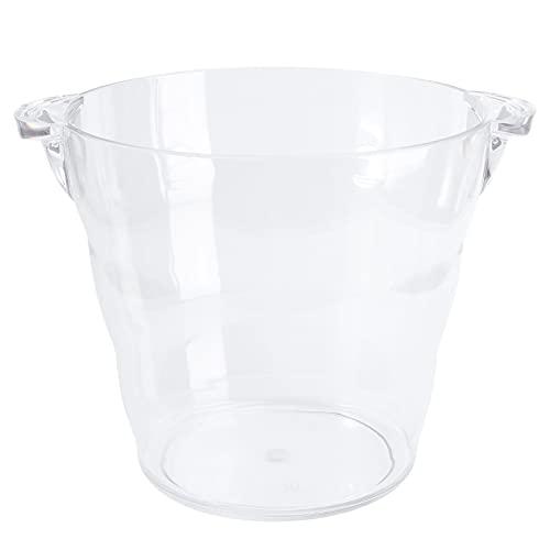 Cabilock Cubo de Acrílico para Bebidas Cubo de Hielo Cubo de Hielo para Copas de Champán para Bar en Casa