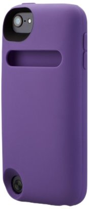 Speck Products KangaSkin Case for iPod Touch 5, Grape Purple