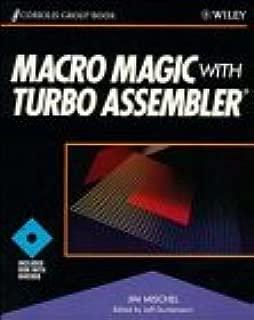Macro Magic with Turbo Assembler?