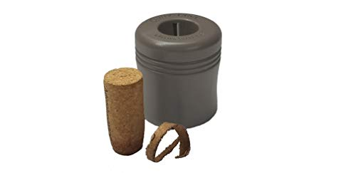 QWIK-CORK - Wine Cork Trimmer - Amazingly Simple To Use - Natural...