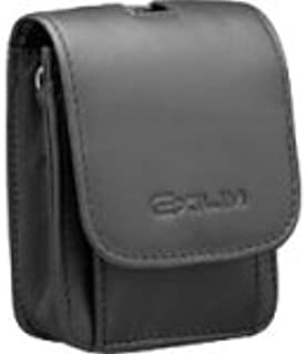 Casio Excase2 Leather Pouch for Exilim Digital Camera