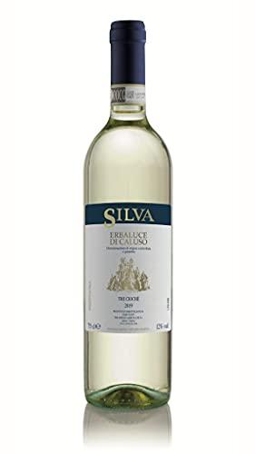 Erbaluce di Caluso vino bianco DOCG piemontese TRE CIOCHÈ Silva Vini