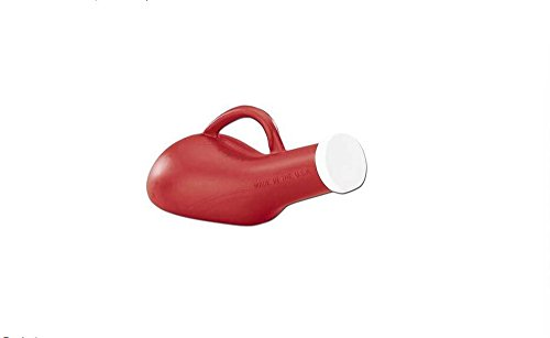 Portable Urinal Red