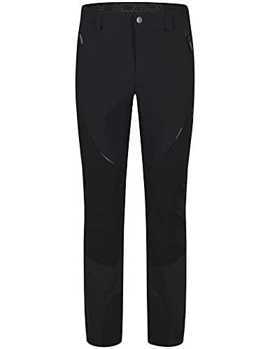 MONTURA Excalibur Pants Hombre MPLS77X 90 Color Negro Pantalones Técnicos Largos Invierno Hombre Ideales para actividades al aire libre Invierno como alpinismo Esquí Alpinismo Escalada, Negro , L