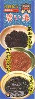 マリングローバルあさひ 碧い海(もずく・あおさ佃煮、かつお油みそ)×10P