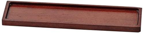 10個セット木製スパイストレイS ブラウン [ 約24 x 7 x t1.2cm ] 【 木製卓上小物 】 【 料亭 旅館 和食器 飲食店 業務用 】