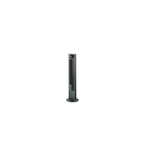 CasaFan Säulenventilator Ariante Tower Super 63016 Grau/Anthrazit H=1050mm
