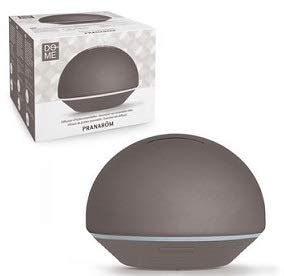 Pranarom - Dome diffuseur ultrasonique - Taupe