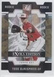 Todd Glaesmann #5/50 (Baseball Card) 2009 Donruss Elite Extra Edition - [Base] - Status Gold #76