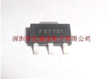 1pcs/lot FZT751TA FZT751 SOT-223 New in Stock
