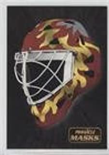 Mike Vernon (Hockey Card) 1993-94 Pinnacle - Masks #2
