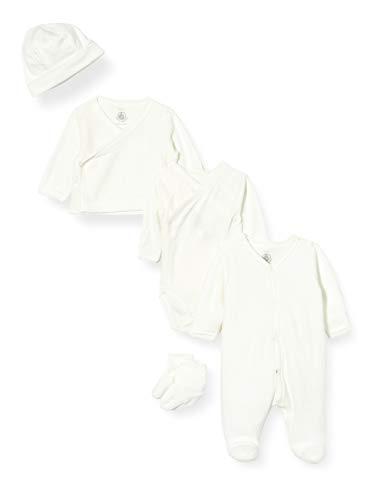 Petit Bateau 5550800 Pigiama per neonati e bambini, Variant 1, 3 mesi Unisex-Bimbi