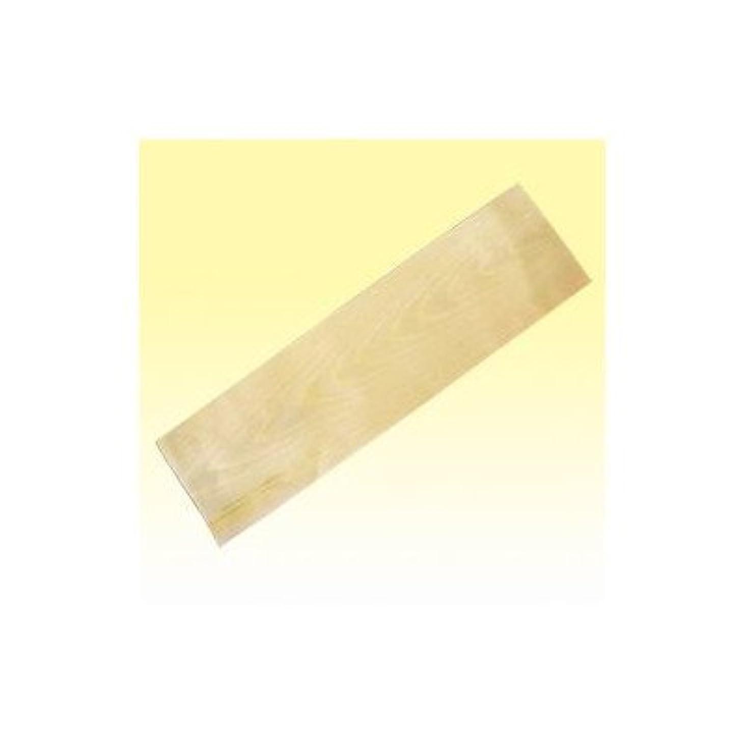 何か無実スカリー経木薄板 尺4(420x120) 100枚入