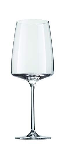 Schott Zwiesel 142152 Sensa Wijnglas Fruity & Delicate, 0.535 Ltr Kapazität, Transparente, 6 Stück