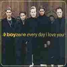 Every day I love you [Single-CD]