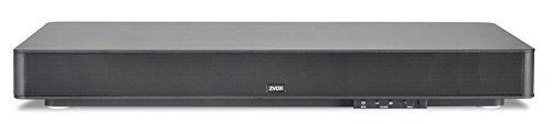 """ZVOX SoundBase 570 30""""Sound Bar with Built-In Subwoofer, Bluetooth, AccuVoice"""