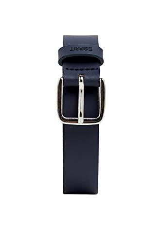 ESPRIT Accessoires 999ea1s802 Cintura, Blu (Navy 400), 3 (Taglia Produttore: 75) Donna