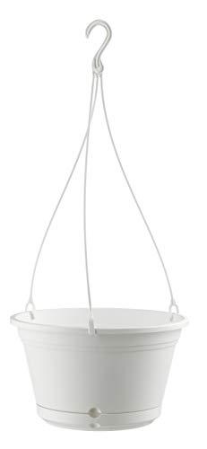 Teraplast Air Fioriera, Bianco, 29 cm