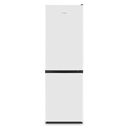 frigorifero bianco Hisense RB390N4AW20 Frigorifero Combinato a libera installazione