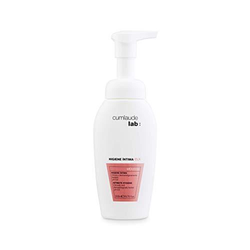 CUMLAUDE Lab - Mousse de Higiene Íntima CLX - Previene Inflamaciones e Irritaciones - 200 ml