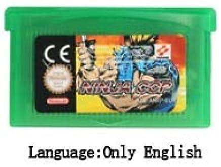 Amazon.com: 32 Bit Handheld Console Video Game Cartridge ...