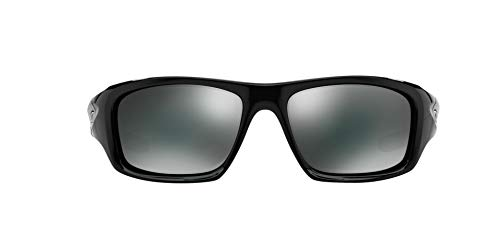 Lunettes de Soleil Oakley Valve Polished Black/Black Iridium (S3)