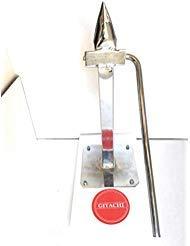 Gitachi EASY Coconut Husk opener 17 inch Tall- Stainless