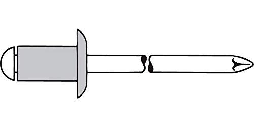 Gesipa 639.11/Remaches ciegos de surtido, 100/unidades