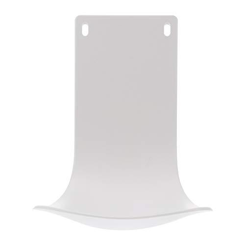 YARNOW Dispensador de jabón de pared, bandeja antigoteo, montaje en pared, distribuidor automático...
