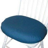Duro-Med Sitzkissen Donut aus geformtem Schaumstoff, 45,7 cm, Marineblau